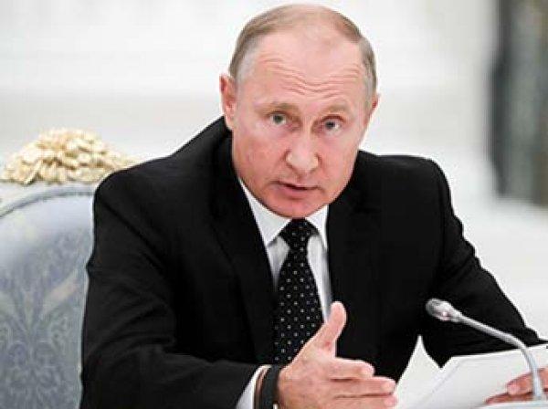 """""""Исправление маразма"""": Путин предложить смягчить статью 282 УК, по которой наказывали за лайки и репосты"""