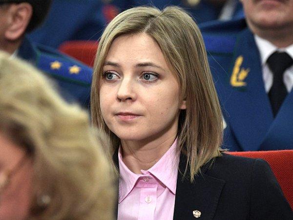 Генпрокуратура Украины готовится предъявить Поклонской обвинения в военных преступлениях
