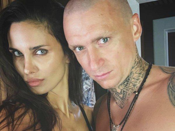 Интимное видео Мамаева и его жены выставлено на продажу