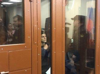 В Сети появилось видео с Кокориным из зала суда