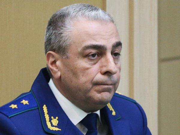 Заместитель генпрокурора Чайки погиб в авиакатастрофе