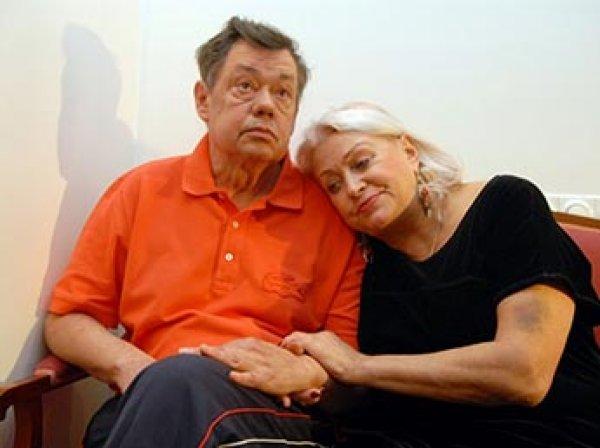 Умер Николай Караченцов: жена артиста рассказала о его последних словах и минутах