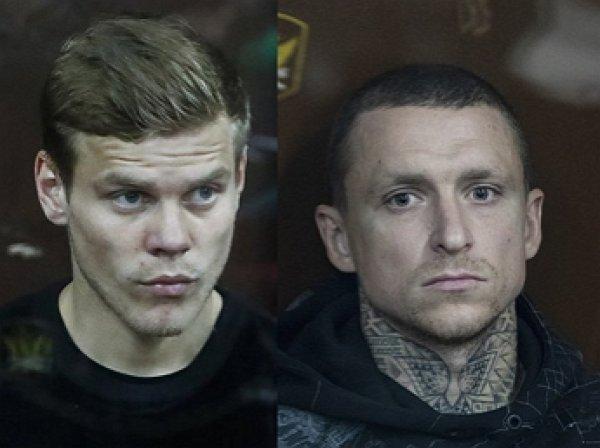 Кокорин и Мамаев за время ареста заработали 10,5 миллионов рублей