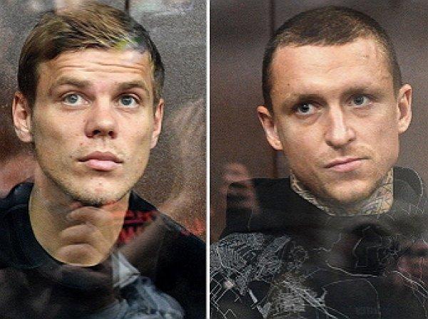 Мамаеву и Кокорину предъявили обвинения в хулиганстве и побоях