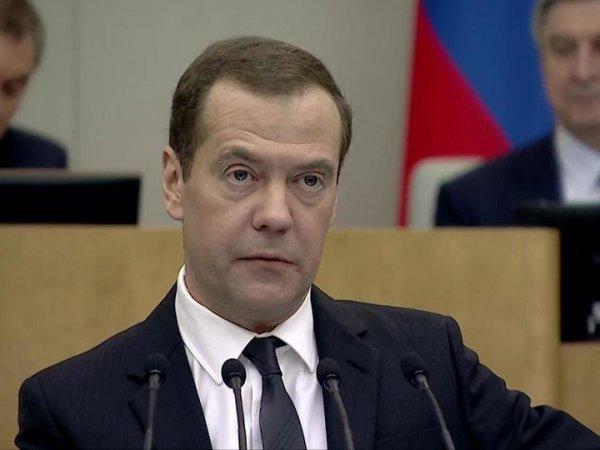 Соцсети возмутил комментарий Медведева на выступление депутата о коррупции в госзакупках