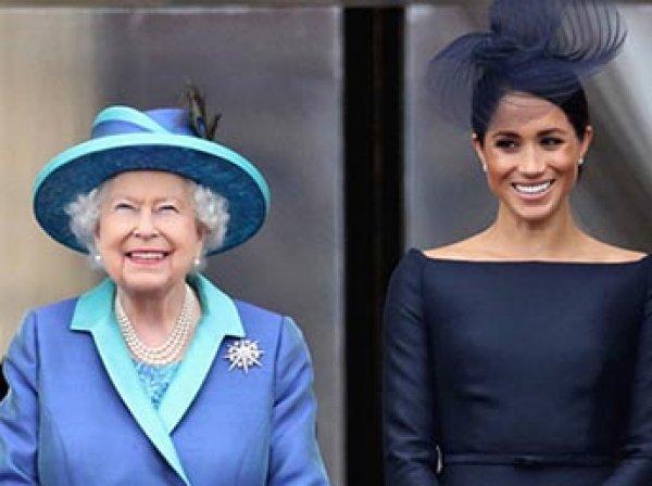 Королева Елизавета II потребовала от модницы Меган Маркл изменить стиль и привычки