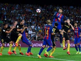 Барселона атлетико мадрид прямая трансляция 24 спорт