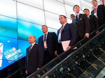 """Путин """"прозвенел"""" на весь мир в рамке металлоискателя"""