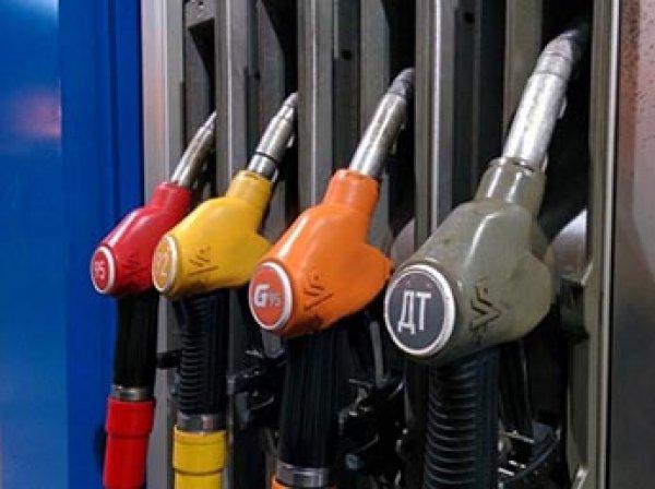 Независимым сетям АЗС разрешили поднять цены на топливо