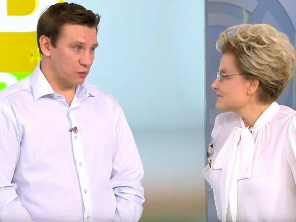 Актера Вадима Колганова напугали диагнозом, поставленным на шоу Малышевой