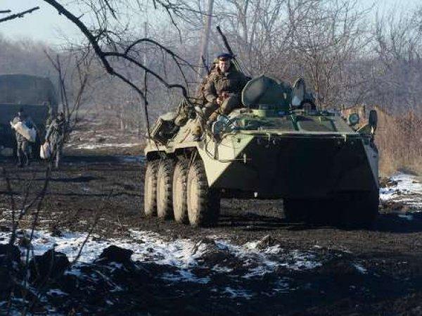 В ЛНР пограничники запретили грузовикам из России пересекать границу
