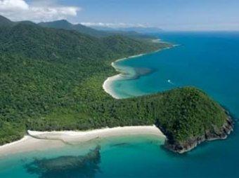 Житель Австралии нашел на пляже морское чудовище с гигантским ртом и десятками щупалец