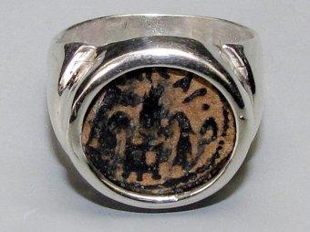 СМИ: в Израиле ученые нашли кольцо Понтия Пилата и расшифровали подпись на нем