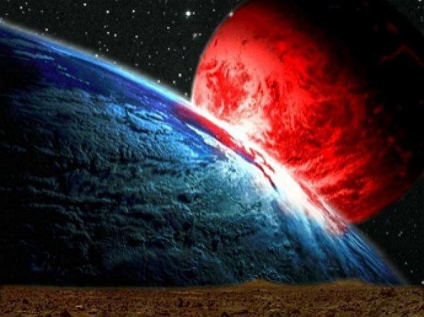 Зловещую Нибиру засняли с борта самолета: новый конец света назначен на 1 января