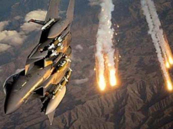 ВВС Израиля нанесли ракетный удар по Сирии: в Сети появилось видео инцидента