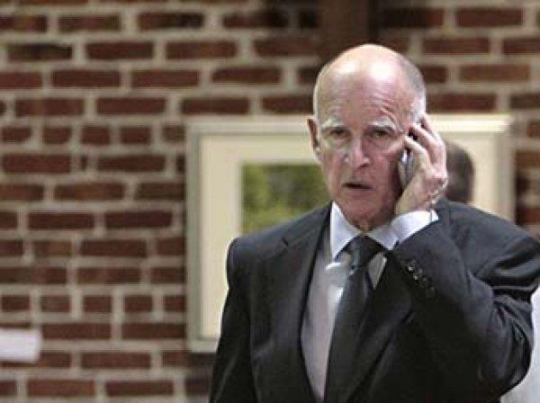 Пранкеры дозвонились губернатору Калифорнии от имени премьера Украины