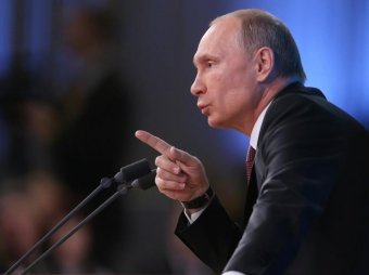 Эксперты насчитали 23 ошибки в ответах Путина на пресс-конференции