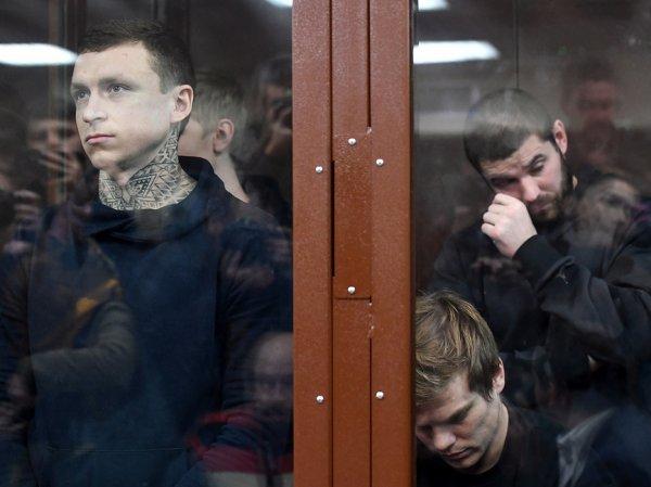 Суд решил судьбу Кокорина и Мамаева