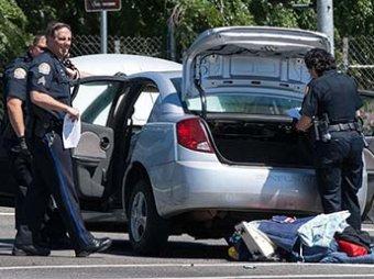 Полицейским в России разрешат вскрывать машины