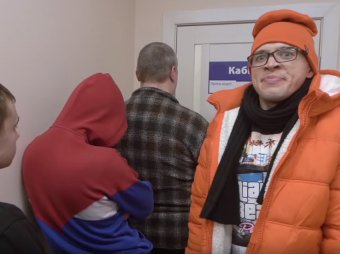 Пародия челябинского видеоблогера на типичную поликлинку стала хитом в Сети