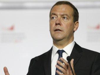 В раю побывал?: анекдот про Медведева после его интервью федеральным СМИ стал вирусным в Сети