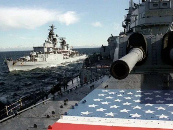 """США готовят """"вторжение """" в Крым после инцидента в Керченском проливе"""