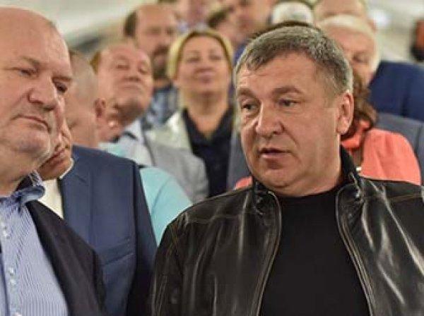 """После скандала на """"Прямой линии"""" с Путиным вице-губернаторы Петербурга Албин и Мокрецов ушли в отставку"""