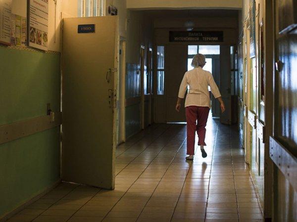 В Благовещенске главврача больницы уволили из-за перевязанной скотчем пациентки