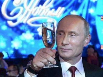 Стало известно, как Путин проведет новогодние праздники