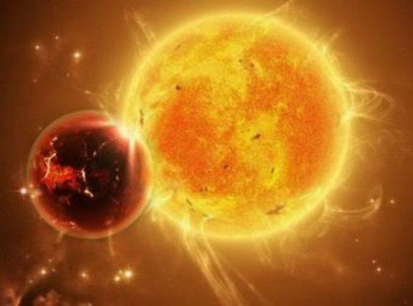 """""""Нибиру уже здесь"""": новое видео с планетой-убийцей у самого Солнца шокировало ученых"""