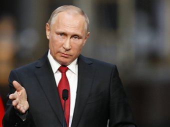 Рейтинг Путина обновил минимум за 13 лет