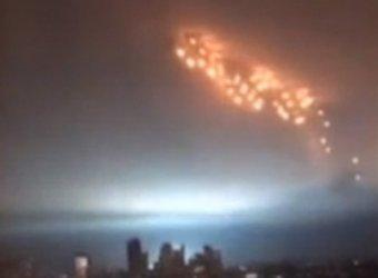 Вместо Нибиру Землю атакуют зловещие огни: видео из Нью-Йорка наводит ужас в Сети