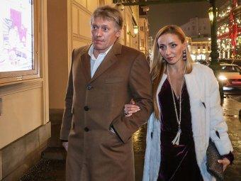В Сети появились фото из роскошного особняка Навки и Пескова за 1 млрд рублей