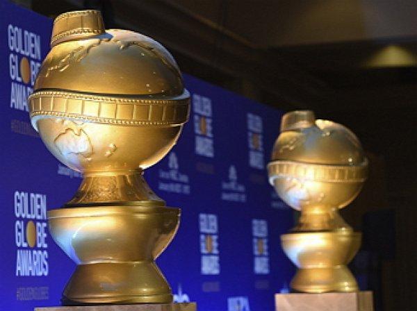 Названы победители кинопремии «Золотой глобус»