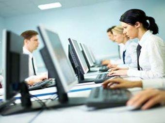 Работать за компьютером не вредно: Минтруд предложил отменить медосмотры офисным работникам