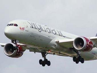 Пассажирский лайнер превысил скорость звука по пути в Лондон