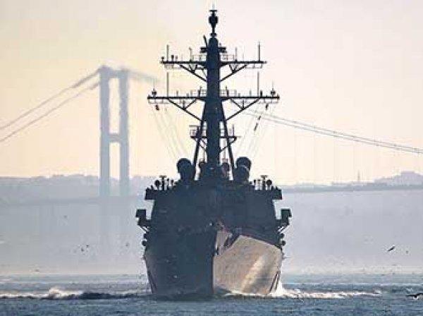 Эксперт объяснил, зачем ракетный эсминец ВМС США прибыл в Одессу