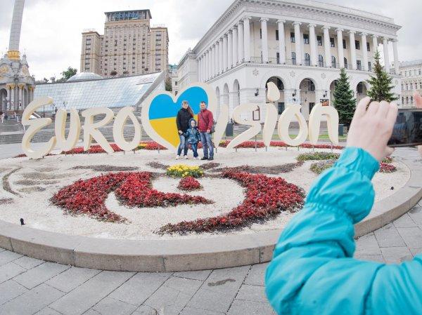 """Украина может отказаться от """"Евровидения"""" из-за России"""