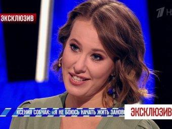 Женщина имеет право спать, с кем она хочет: Собчак впервые заговорила о разводе с Виторганом