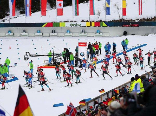 Биатлон, спринт, мужчины и женщины: в Канаде отменили гонки 7-го этапа КМ
