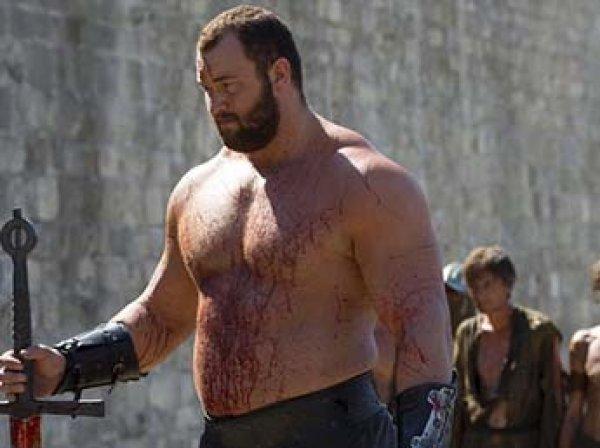 «Гора» из «Игры престолов» побил мировой рекорд, подняв 474 кг
