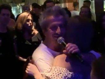 Нежные объятия Собчак и Богомолова попали на видео