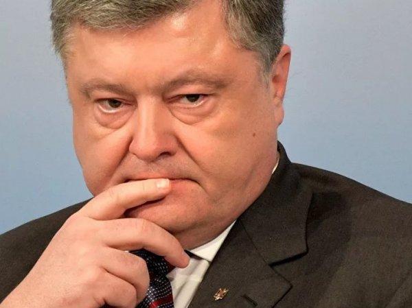 СМИ: Порошенко готовится к побегу с Украины
