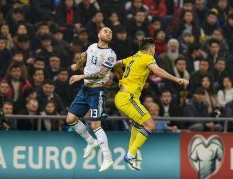 Казахстан - Россия, счет 0:4: обзор матча от 24.03.2019, видео голов, результат (ВИДЕО)