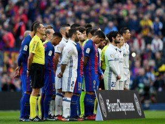 Реал мадрид барселона 22 марта полный матч смотреть