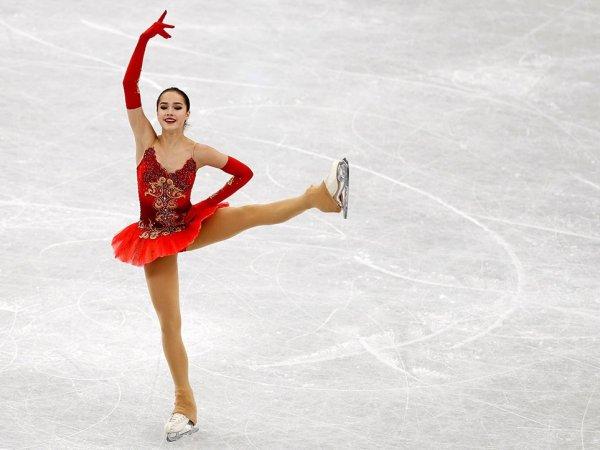 В Сети появилось фото страшной травмы Загитовой, с которой ей пришлось выступать на соревнованиях