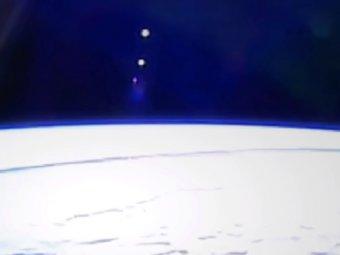 Флот с Нибиру на видео с МКС и летящий к Земле камень смерти вызвали панику в Сети