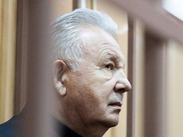 Экс-губернатора Виктора Ишаева отправили под домашний арест