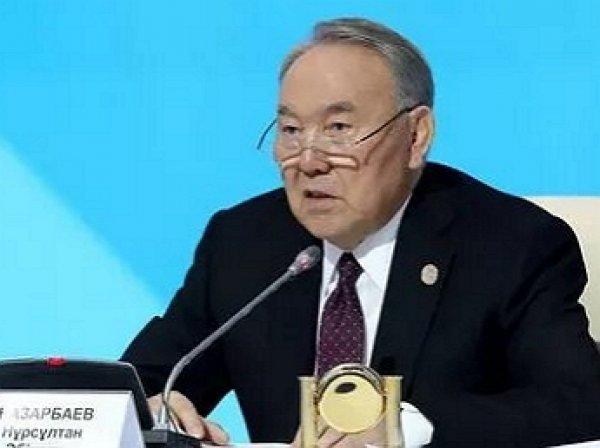 Названа страшная причина неожиданной отставки Назарбаева