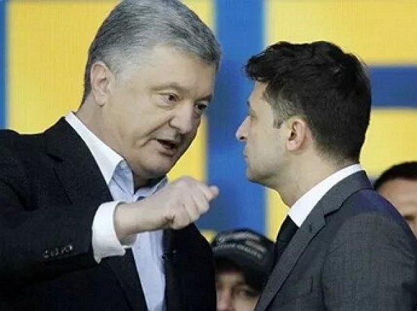 СМИ: Порошенко задумал сорвать инаугурацию Зеленского